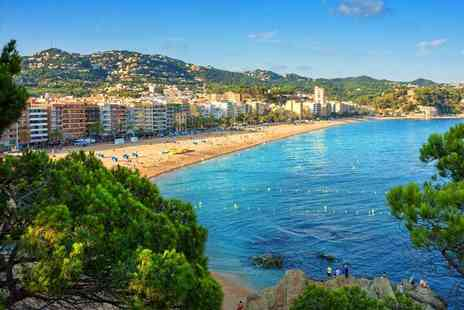 Crystal Travel - Five or Seven night all inclusive Costa Brava spa holiday including flights and one child free - Save 22%