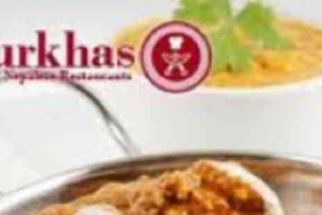 Gurkhas Flavour - Award-winning Nepalese meal for 2 - Save 63%
