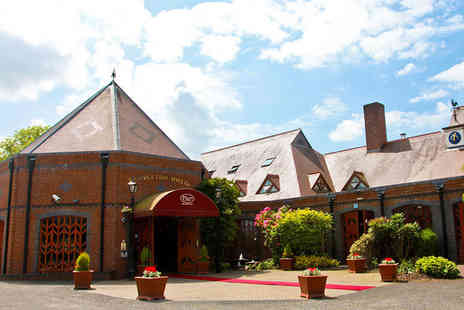 Templeton Hotel - Overnight stay for two with dinner, wine and breakfast - Save 43%