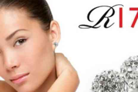 Reignz 17 - Two Pairs of Shamballa Earrings - Save 78%