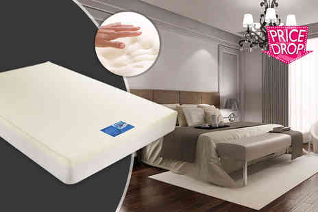 Giomani Designs - Double deep cooling orthopaedic memory mattress - Save 88%