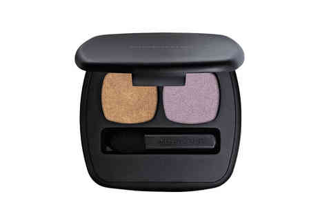 Ckent Ltd - Two colour compact eyeshadow palette - Save 65%