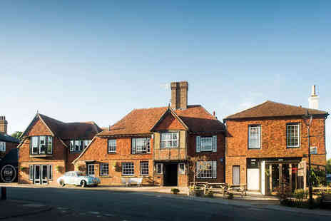 The Bell Inn - Three Star One night in a Lodge - Save 10%