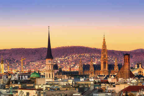 Falkensteiner Wien Margareten - Four Star Four nights in a Deluxe Room - Save 70%