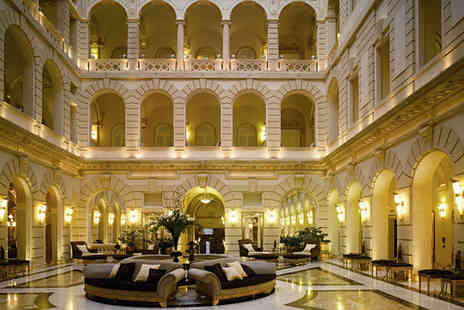 Boscolo Budapest - Five Star Four nights in a Superior Room - Save 69%