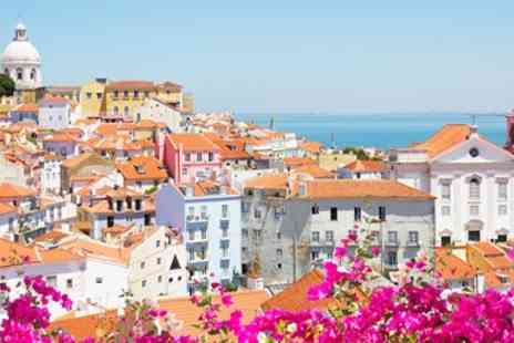 Fleetway Travel - Three Night stay at Deluxe Lisbon City Break With Flights - Save 0%