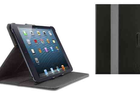 Groupon Goods Global GmbH - Belkin Striped Cover with Stand for iPad Mini 1, 2 or 3 - Save 0%