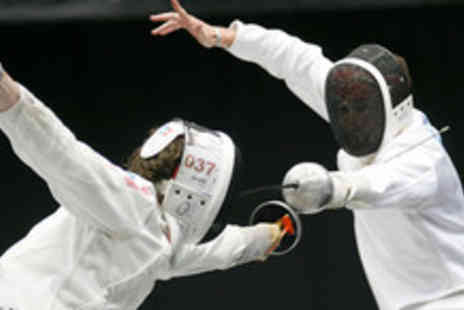 The Blades Club - 1 Month Beginners Fencing Course - Save 80%