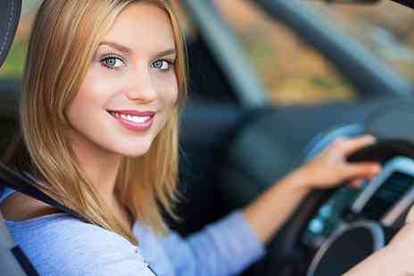 Audi Driving School - One or Two 90 Minute Driving Lessons - Save 73%