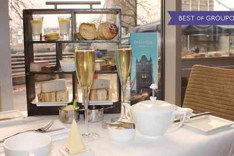 The Tower Hotel - Afternoon Tea with Optional Sparkling Wine or Champagne for Two - Save 50%