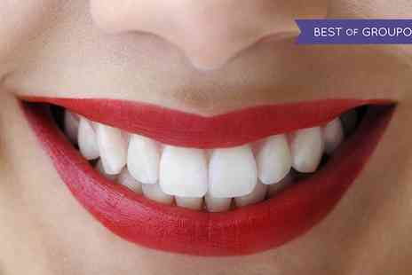 Glamour Smile Clinic - Zoom Teeth Whitening One Hour Session for One or Two - Save 84%