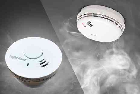 Orion GB - Kidde NH10SMB smoke alarm  protect your home, family and yourself - Save 82%