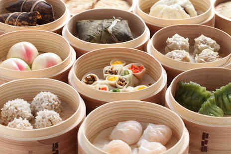 London Cookery School - Three hour dim sum or sushi making class for one person - Save 65%