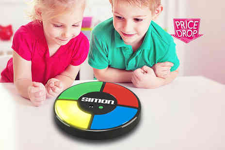 N Zee Technologies - Electronic Simon game - Save 0%
