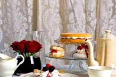 Rebeccas Cakes - Delightful afternoon tea for two - Save 69%