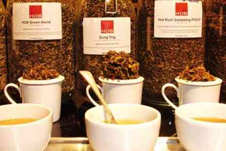 The Langham Hotel - Tea Tasting for Two with Alex Probyn - Save 0%