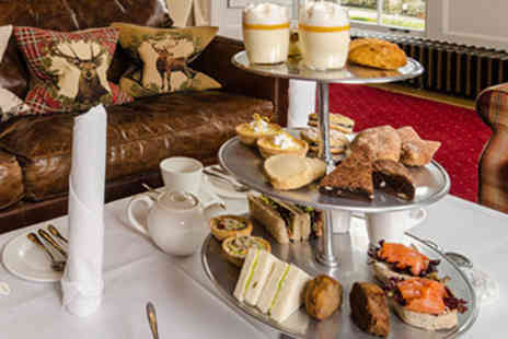 Carberry Tower - Champagne Afternoon Tea for Two - Save 0%
