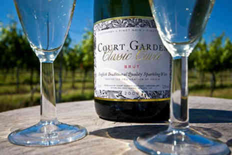 Court Garden - Meet the Winemakers Tour for Two - Save 0%