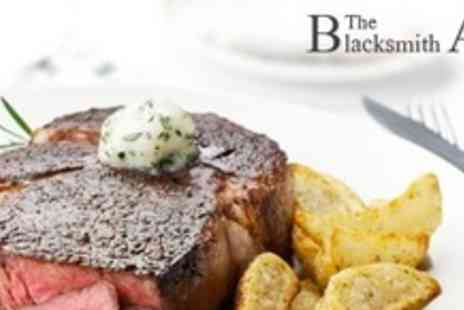 The Blacksmiths Arms - Steak Dinner For Two - Save 64%