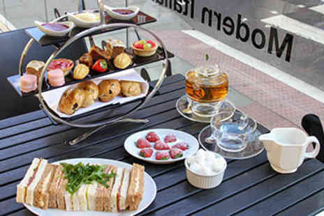 Number Twelve Restaurant - Afternoon Tea for Two - Save 0%
