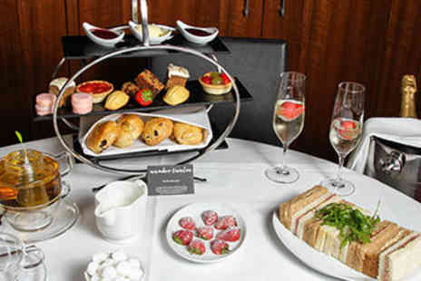Number Twelve Restaurant - Champagne Afternoon Tea for Two - Save 0%