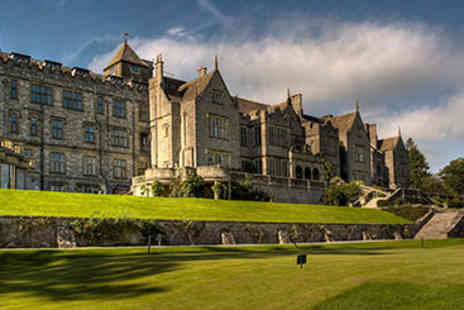 Bovey Castle - Afternoon Tea for Two - Save 0%