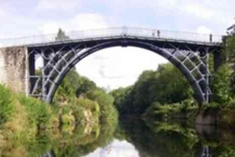 Ironbridge Scenic River - River Severn Boat Ride For One - Save 50%