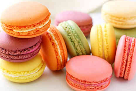 Giancarlo Caldesis - Chocolate and Macaroon Making Class - Save 0%