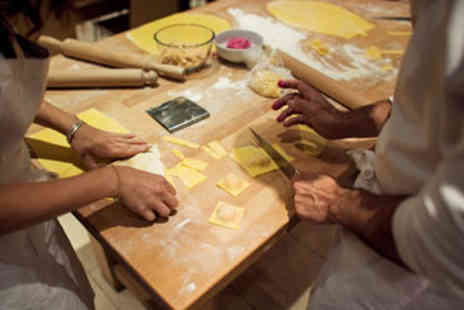 Giancarlo Caldesis - Fresh Pasta Making Class - Save 0%