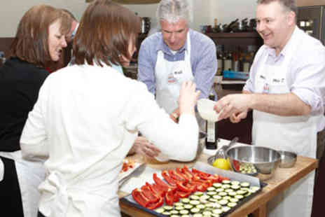 Giancarlo Caldesis - Quick Italian Menu Cookery Class - Save 0%