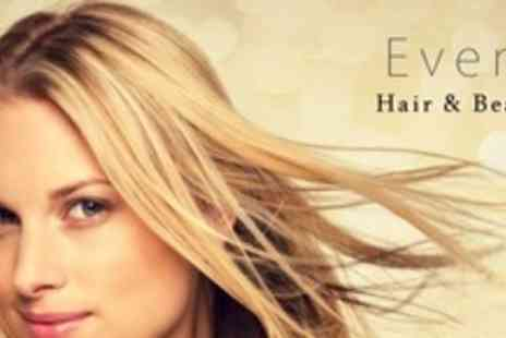 Event Hair and Beauty - Full Head of Colour, Cut and Blow Dry With Director - Save 78%