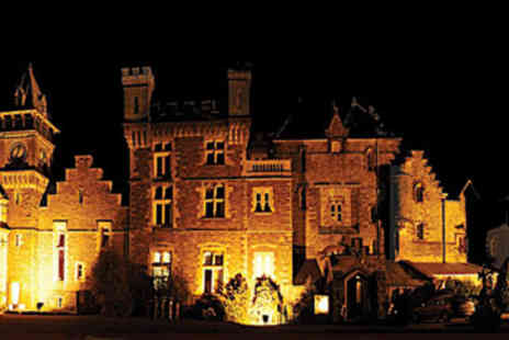 Craig Y Nos Castle - Dining for Two - Save 0%