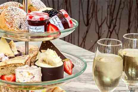 The Grand Harbour Hotel - Champagne Afternoon Tea for Two - Save 0%