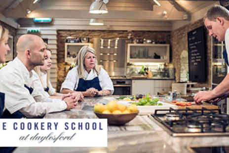 Daylesford - Half Day Masterclass Course with The Cookery School - Save 0%