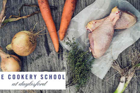 Daylesford  - Half Day Masterclass Course for Two with The Cookery School - Save 0%