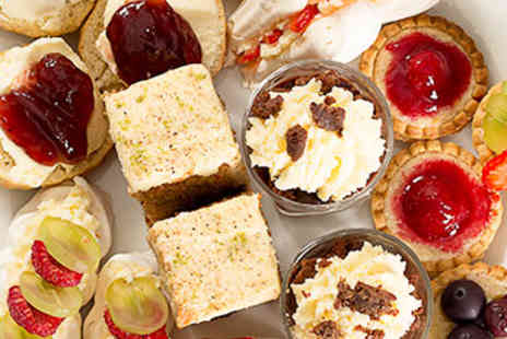Dale Hill Hotel and Golf Club - Sparkling Afternoon Tea for Two - Save 0%
