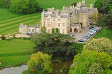 Dumbleton Hall - Gourmet Dining for Two - Save 0%