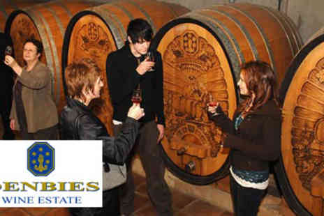 Denbies Vineyard - Harvest Day with Lunch - Save 0%