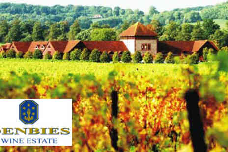 Denbies Vineyard - English Wine Day with Lunch - Save 0%