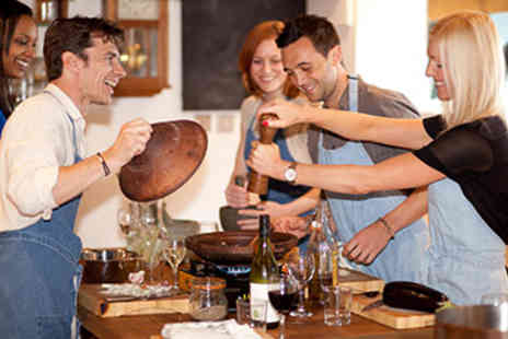 Food at 52 - Half Day Cookery Class - Save 0%