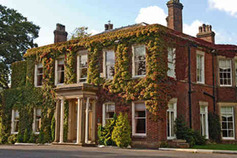 Farington Lodge Hotel - Champagne Afternoon Tea for Two - Save 0%