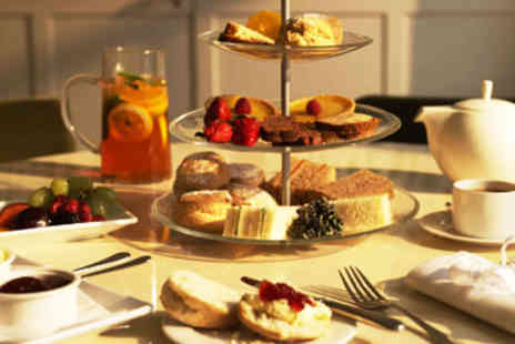 The Falcondale - Afternoon Tea for Two - Save 0%