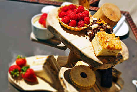 The Green House Hotel - Afternoon Tea for Two - Save 0%