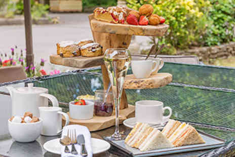 The Green House Hotel - Champagne Afternoon Tea for Two - Save 0%