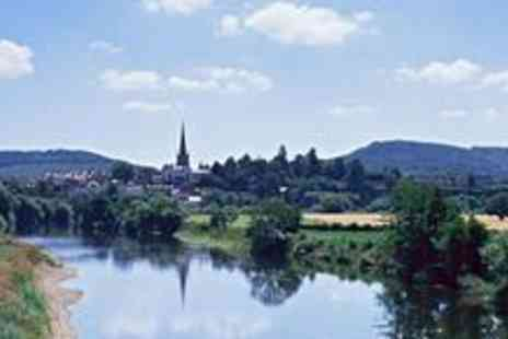Pilgrim Hotel - Two night Herefordshire getaway in Hereford - Save 59%