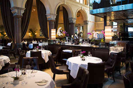 Galvin La Chapelle - Michelin Tasting Menu with Sparkling Brut for Two - Save 0%