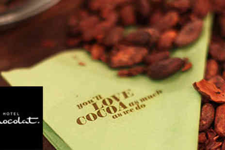 Hotel Chocolat - Chocolate Tasting Adventure - Save 0%
