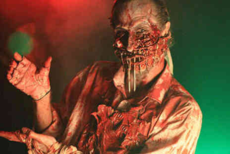 The London Tombs - Zombie for a Day for Two - Save 20%