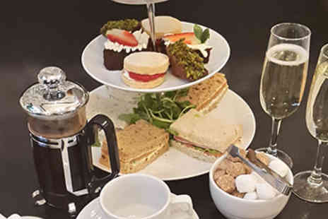 The Richmond Hotel - Champagne Afternoon Tea for Two - Save 0%