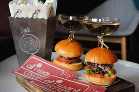 Malmaison - Gourmet Cinema Club for Two - Save 0%